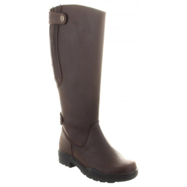 Chatham Duchess Brown Boots