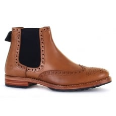 Chatham Dudley Tan Boots
