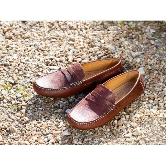 Chatham Escape Brown Shoes