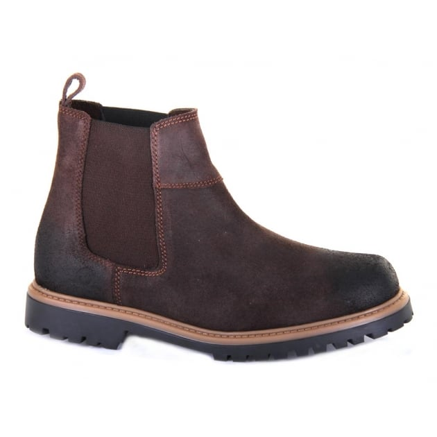 Chatham Killerton Dark Brown Boots