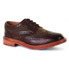 Chatham Lewis Brown Shoes