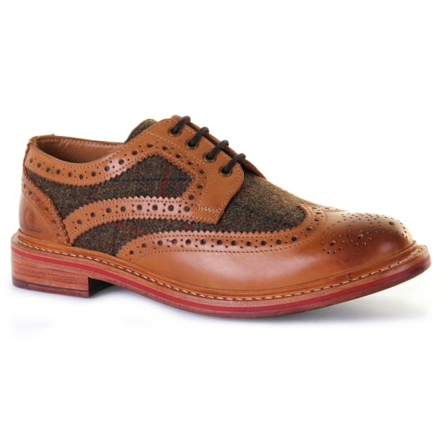 Chatham Lewis Tan Shoes
