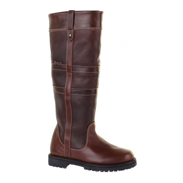 Chatham Melcombe Dark Brown Boots