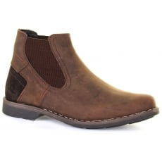 Chatham Mendip Brown Boots