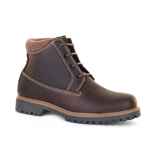 Chatham Molly Dark Brown Boots