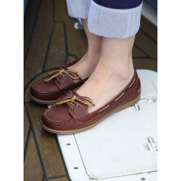 Chatham Rosanna Brown Shoes