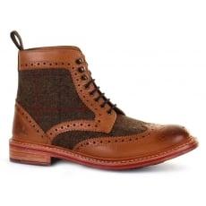 Chatham Stornoway Tan Boots