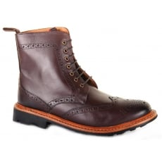 Chatham Stratton Dark Brown Boots