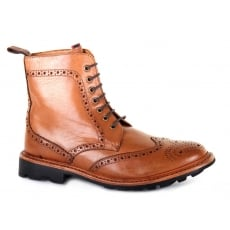 Chatham Stratton Tan Boots