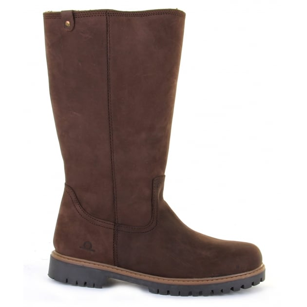 Chatham Teign Dark Brown Boots