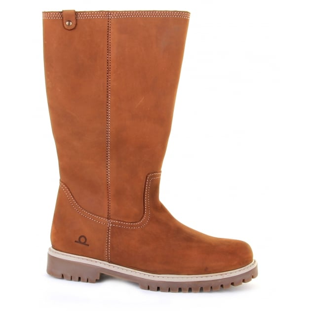 Chatham Teign Tan Boots