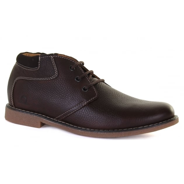 Chatham Tor Dark Brown Boots