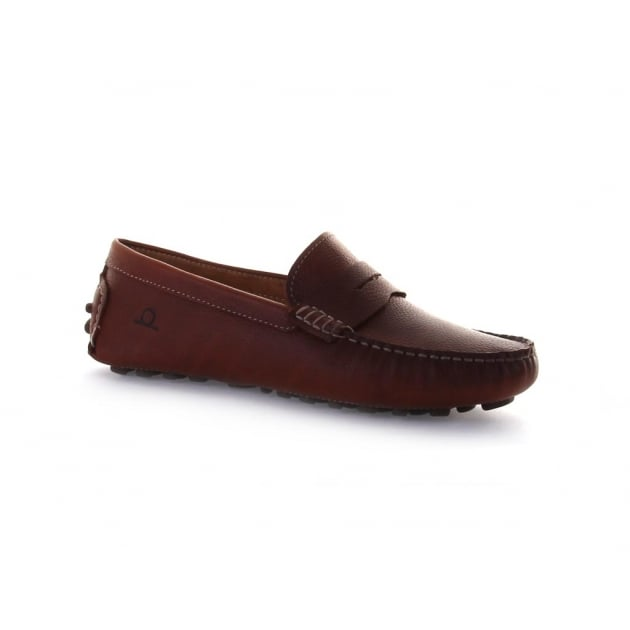 Chatham Tropez Brown Shoes