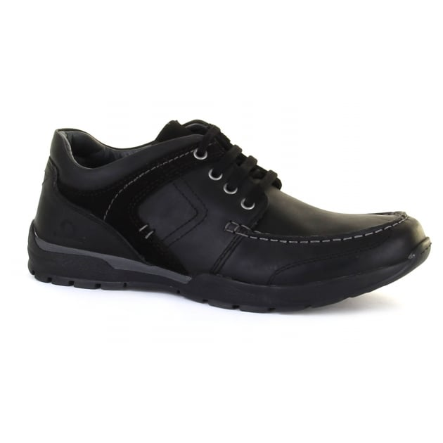 Chatham Wilson II Black Shoes