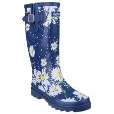 Cotswold Burghley Daisy Wellington Blue