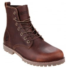 Cotswold Elm Brown Boots