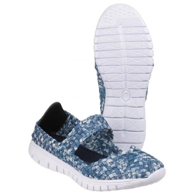 Divaz Drift Light Blue Sandals