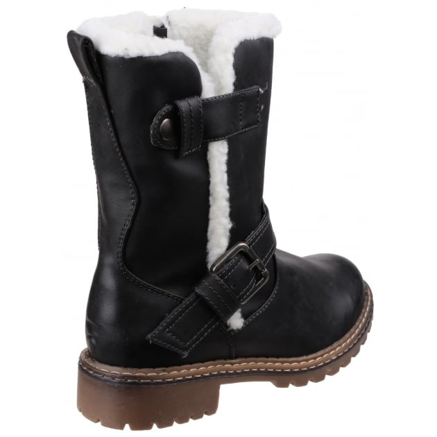 Divaz Nardo Pull On Boot Black