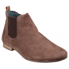 Divaz Pisa Ladies Boot Taupe Boots
