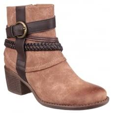 Divaz Vado Ladies Boot Tan Boots