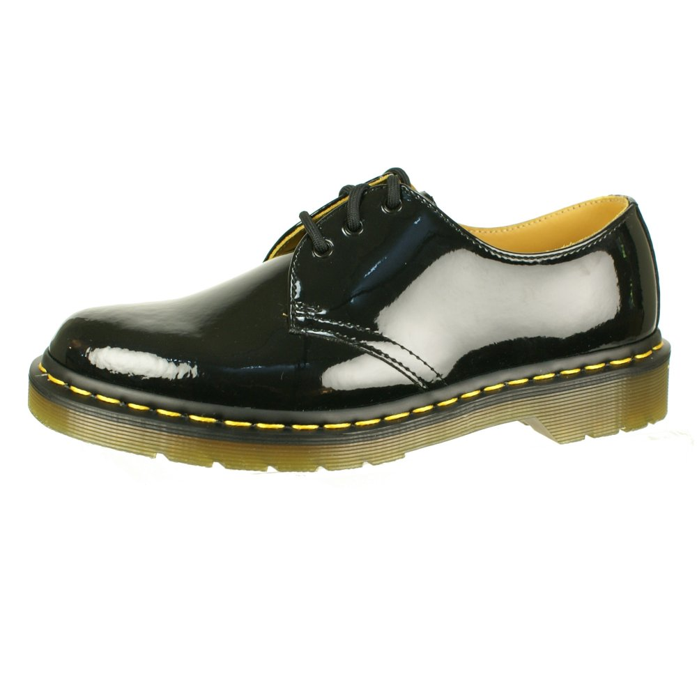 3275900973 Dr Martens 1461 Patent Lamper Women s Black Shoes - Free Delivery at ...