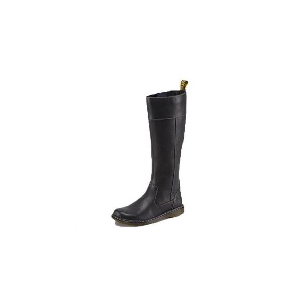 dr martens mayen women 39 s black boots free delivery at. Black Bedroom Furniture Sets. Home Design Ideas