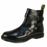 Dr Martens Teresa Black Boots
