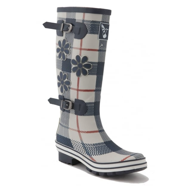 Evercreatures Saint George Tall Wellies - Multi Wellingtons