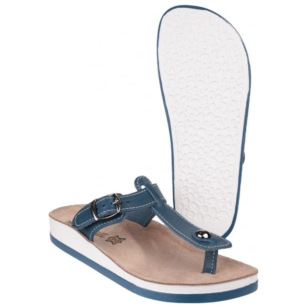 Fantasy Krios Blue Sandals