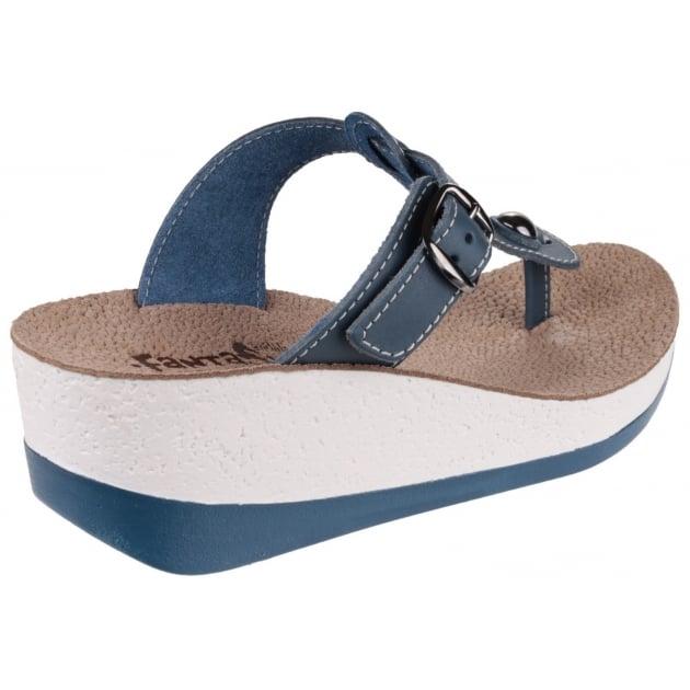 Fantasy Paxnos Blue Sandals