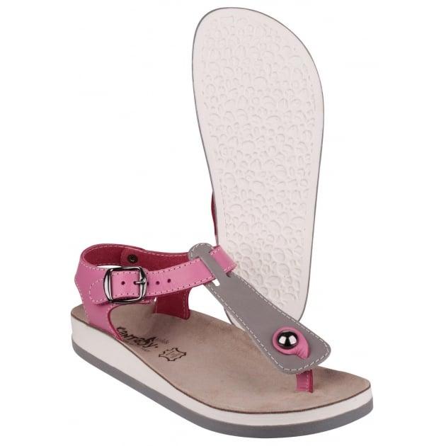 Zante Grey/Pink Sandals