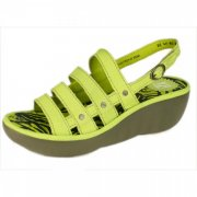 Fly London Bris  Lime Sandals