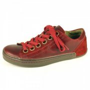 Fly London Seve Red Shoes