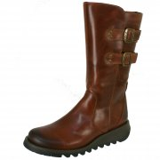 Fly London Suli Brick Boots