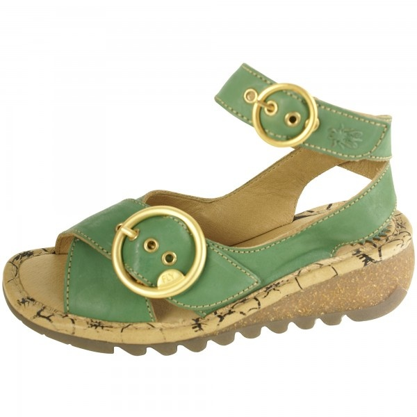 4df05c053e624 Fly London Trio Women's Aqua Sandals - Free Delivery at Shoes.co.uk