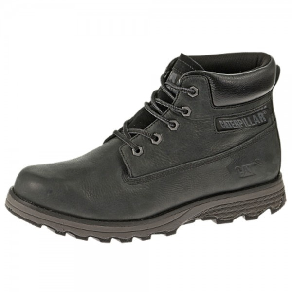 caterpillar founder s black boots free delivery at