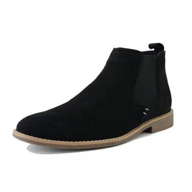 Front Afari Fr7035 Black Boots