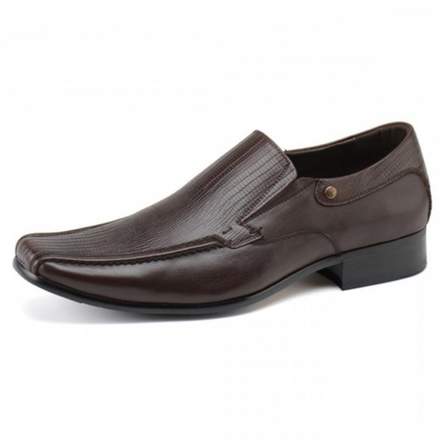 Front Alken Fr7038 Brown Shoes