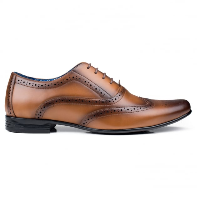 Front Apollo Fr720 Brown Shoes
