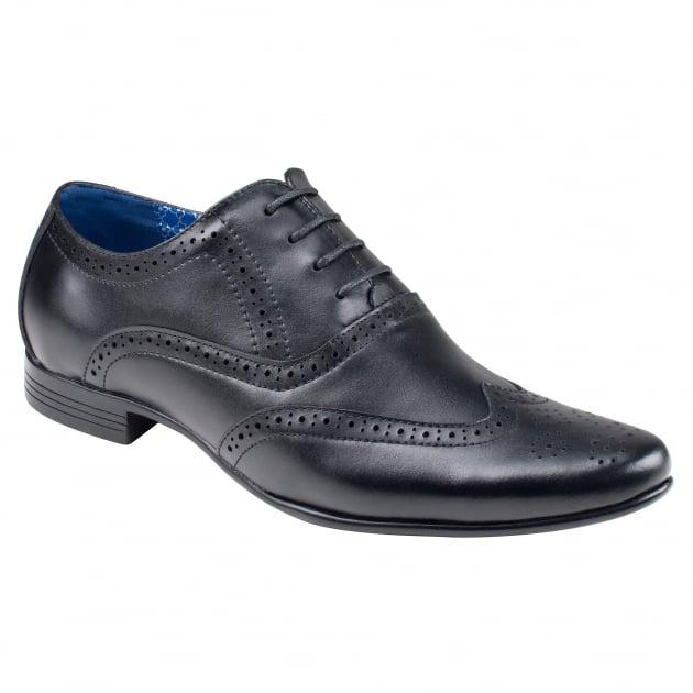 Front Apollo (Fr7203) Black Shoes