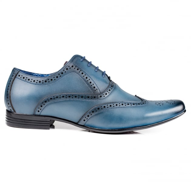 Front Apollo (Fr7205) Blue Shoes