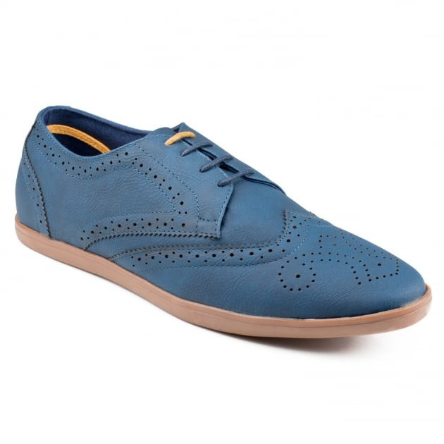 Front Ashcroft 2 (Fr715) Navy Shoes