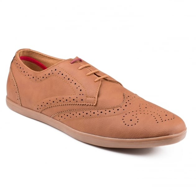 Front Ashcroft 2 FR715 Tan Shoes