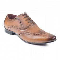 Front Avatar Mid Brown Shoes