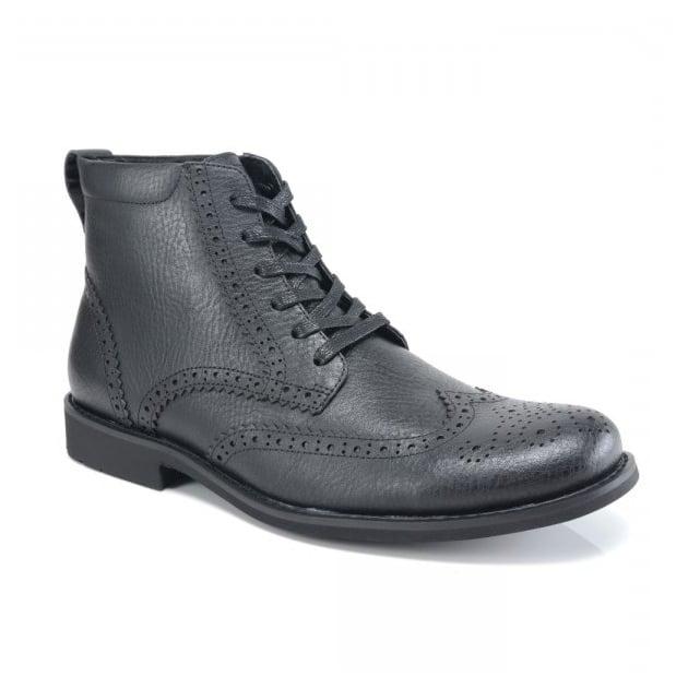 Front Baker FR7120 Black Boots