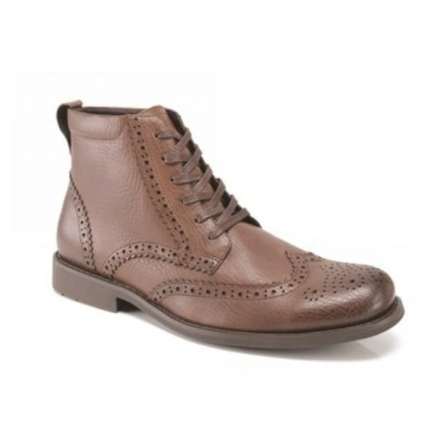 Front Baker Fr7121 Brown Boots