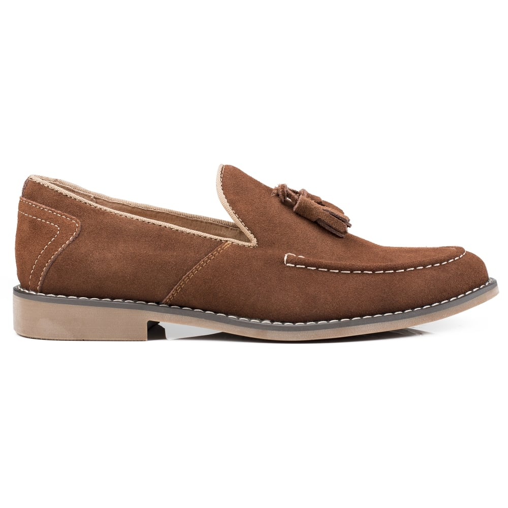 Front Barnes Men's Brown Shoes - Free Delivery at Shoes.co.uk