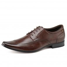 Front Becker Fr7041 Brown Shoes