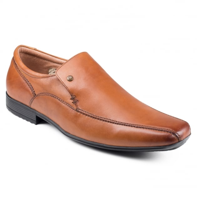 Belmont Tan Shoes