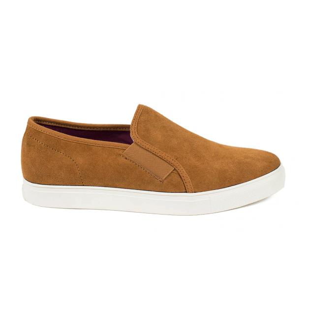 Front Brenner FR7255 Tan Shoes